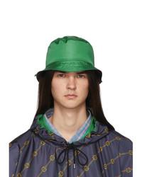 grüner Fischerhut von Gucci