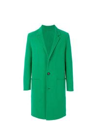 grüner Mantel von AMI Alexandre Mattiussi