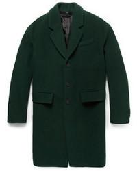 grüner Mantel von Burberry