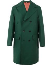 grüner Mantel von Gucci