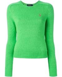 timeless design f54e0 3403b Modische grünen Pullover für Damen von Polo Ralph Lauren für ...