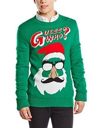 grüner Pullover von Bellfield
