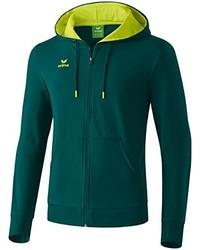 grüner Pullover von erima