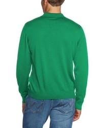 grüner Pullover von Maerz