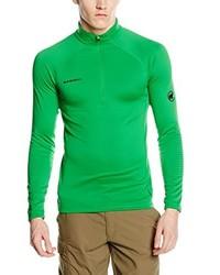 grüner Pullover von Mammut