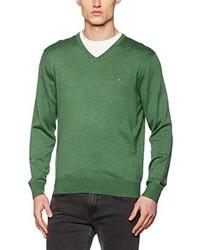 grüner Pullover von Tommy Hilfiger