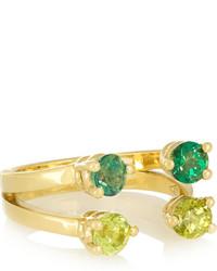 grüner Ring von Delfina Delettrez
