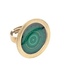 grüner Ring von Desigual
