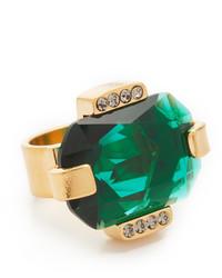 grüner Ring von Marni