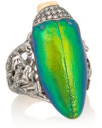 grüner Ring