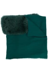 grüner Schal von Valentino