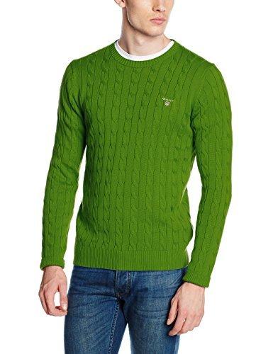 grüner Strickpullover von Gant