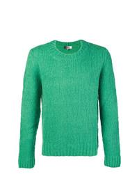 grüner Strickpullover von Isabel Marant