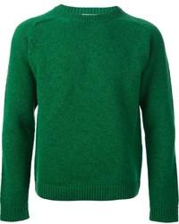 grüner Strickpullover von Valentino