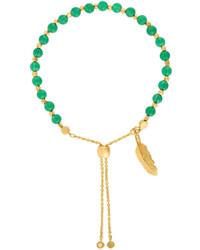 grünes Armband von Astley Clarke