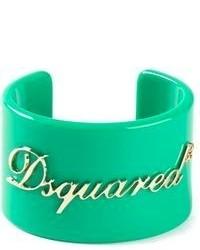 Grünes Armband von DSquared