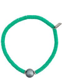 grünes Armband von M. Cohen