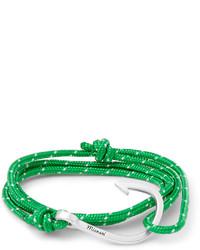 grünes Armband von Miansai