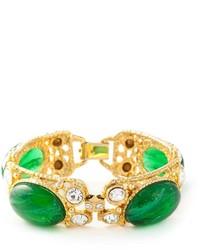 grünes Armband von Moschino