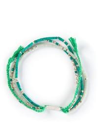 grünes Armband von Paul Smith