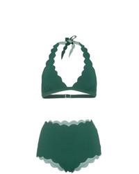 grünes Bikinioberteil von Marysia