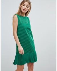 grünes gerade geschnittenes Kleid von Angel Eye