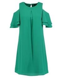 grünes gerade geschnittenes Kleid von Dorothy Perkins