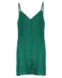 grünes gerade geschnittenes Kleid von Fashion Union