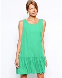 Grünes Gerade Geschnittenes Kleid von Love