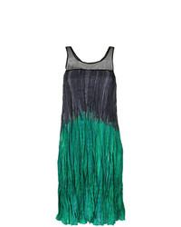 grünes gerade geschnittenes Kleid von Mara Mac
