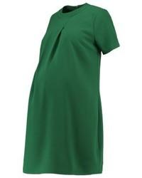 grünes gerade geschnittenes Kleid von Spring Maternity