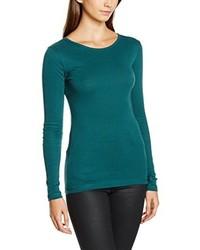 grünes Langarmshirt von Dorothy Perkins