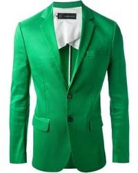 grünes Sakko