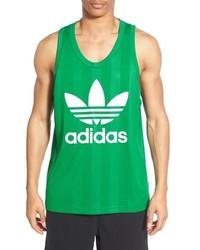 grünes Trägershirt