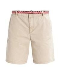 Hellbeige Bermuda-Shorts von Esprit