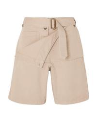 hellbeige Bermuda-Shorts von JW Anderson