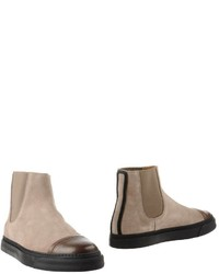 hellbeige Chelsea Boots