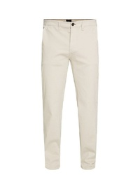 hellbeige Chinohose von Camp David