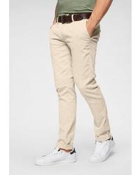 hellbeige Chinohose von Pepe Jeans