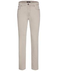 hellbeige enge Jeans von Atelier GARDEUR