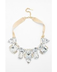 hellbeige Halskette