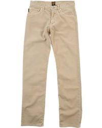 hellbeige Jeans