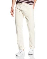 hellbeige Jeans von Benetton