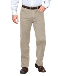 hellbeige Jeans von BRÜHL