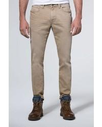 hellbeige Jeans von Camp David