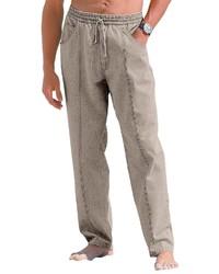hellbeige Jeans von Classic