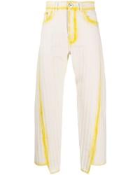 hellbeige Jeans von Lanvin