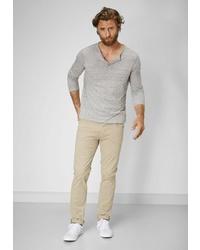 hellbeige Jeans von PADDOCK´S
