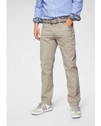 hellbeige Jeans von Pioneer Authentic Jeans
