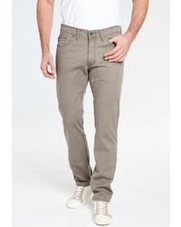 hellbeige Jeans von PIONIER